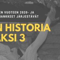 Kylän historia eläväksi 3-ilta Franssintalolla 5.10.2017